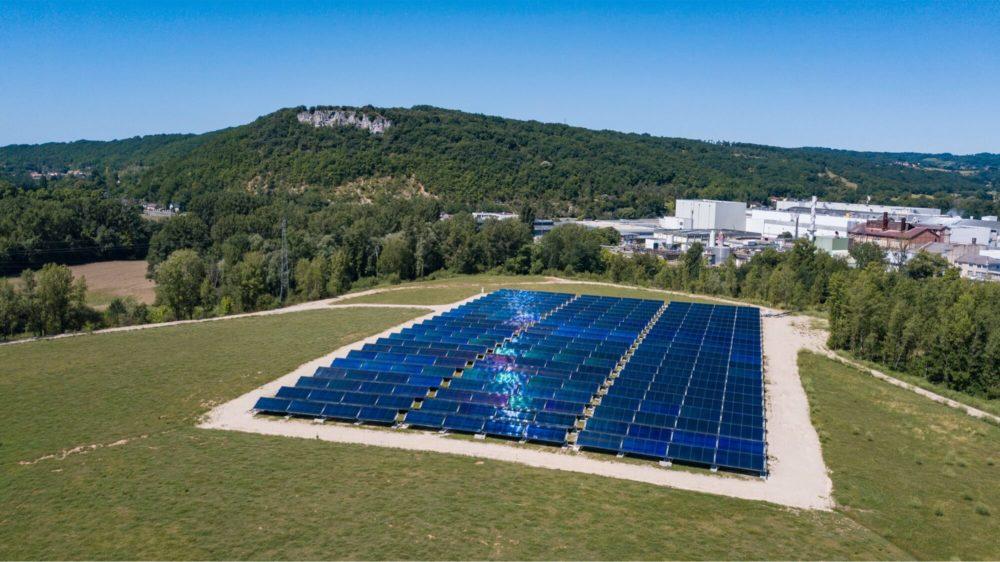 Centrale solaire thermique de Condat